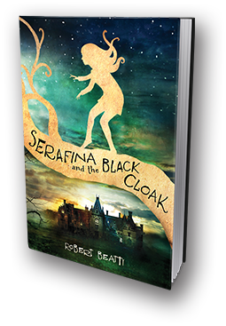 SK Lamont author interview with Robert Beatty - Serafina and the Black Cloak