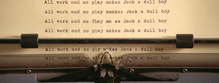 sk lamont All Work and No Play Makes Jack a Dull Boy - What Do You Do to Relax?