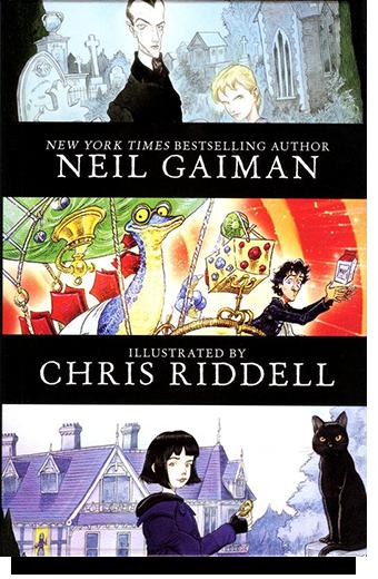 sk lamont Giveaway Neil Gaiman 3 Book Box Set