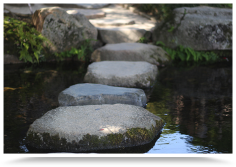 sk lamont Reward Yourself Along the Way Stepping Stones to Your Goals
