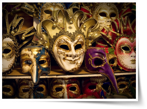 Do Your Characters Wear Masks- Do You